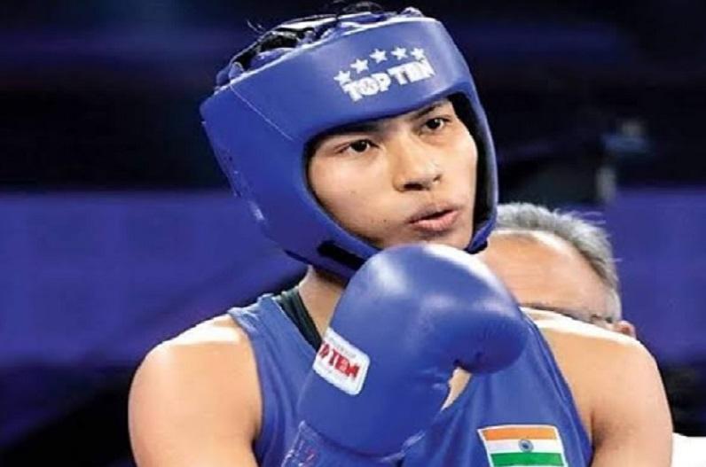 tokyo olympic: लवलीना का जोरदार 'पंच'.. भारत का एक और मेडल पक्का, सेमीफाइनल में एंट्री