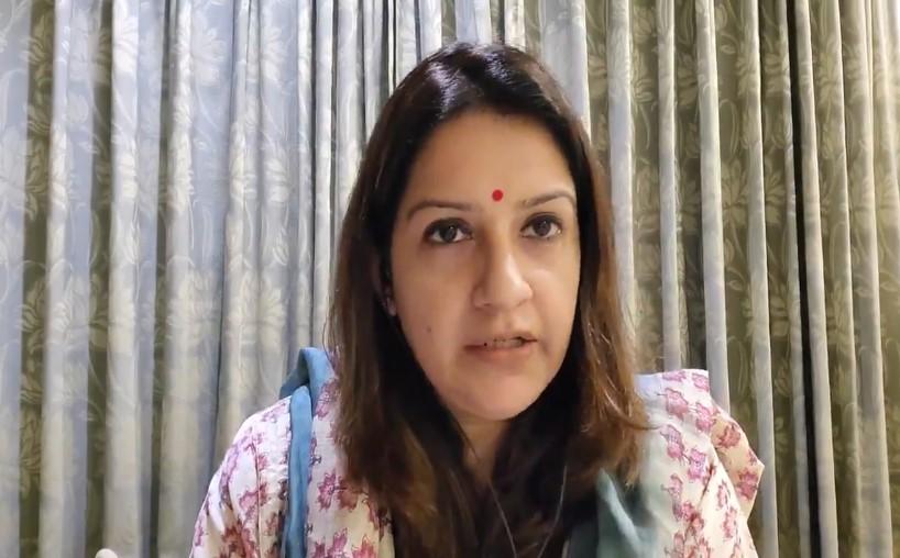 Youtube चैनल पर लाइव महिलाओं की निलामी, सांसद प्रियंका चतुर्वेदी ने IT मंत्री से की आरोपियों पर कार्रवाई की मांग