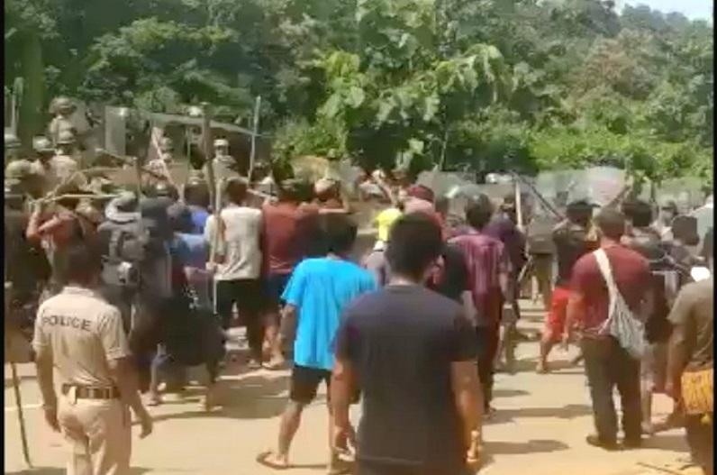 6 जवानों की हत्या के बाद मिजोरम पुलिस मना रही जश्न! मुख्यमंत्री बिस्व ने वीडियो शेयर कर कही ये बात