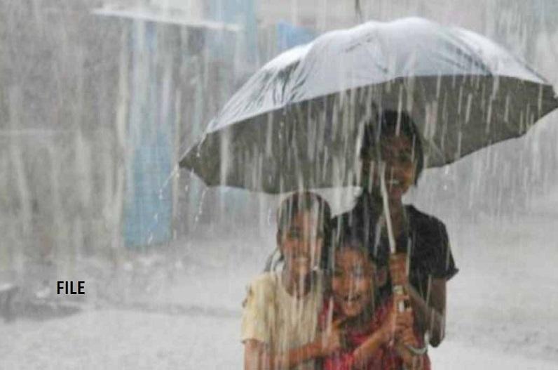 झमाझम बारिश से बढ़ा बांधों का जलस्तर, कई जिलों में आज भी बारिश और बिजली गिरने की आशंका