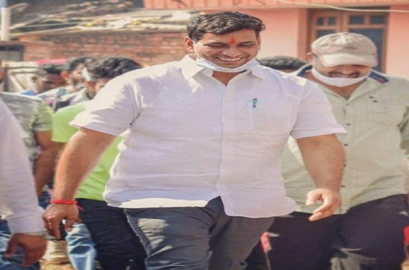 सीसीटीवी कैमरे से लैस होंगे भिलाई नगर विधानसभा क्षेत्र के वार्ड, विधायक देवेंद्र यादव की पहल