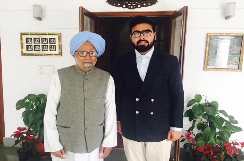 पंजाब में लगी इस्तीफों की झड़ी, कांग्रेस के महासचिव गौतम सेठ ने भी दिया इस्तीफा