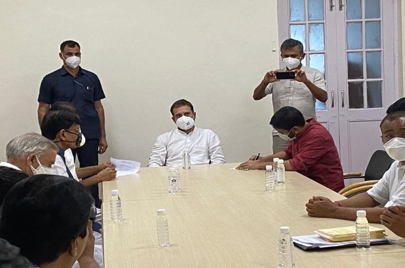 कन्हैया कुमार और जिग्नेश मेवाणी ने थामा कांग्रेस का हाथ, राहुल गांधी की मौजूदगी में दोनों ने ली पार्टी की सदस्यता