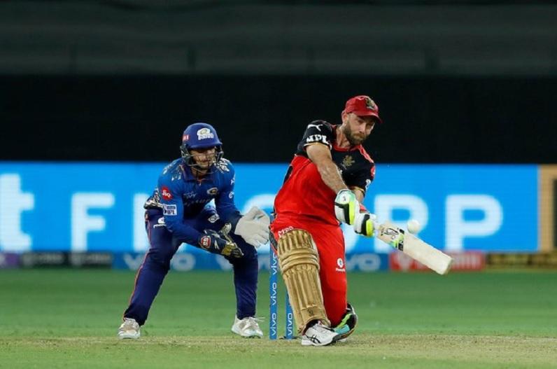 IPL 2021 : हर्षल पटेल की हैट्रिक और मैक्सवेल के शानदार प्रदर्शन से RCB ने मुंबई इंडियंस को 54 से हराया