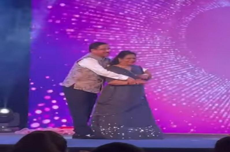 केंद्रीय मंत्री का वीडियो हो रहा वायरल, शादी समारोह में कर दिया ये काम
