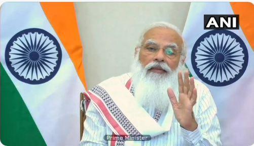 """मोदी के जन्मदिन पर 17 सितंबर से BJP  का """"सेवा और समर्पण"""" अभियान, कांग्रेस ने साधा निशाना"""