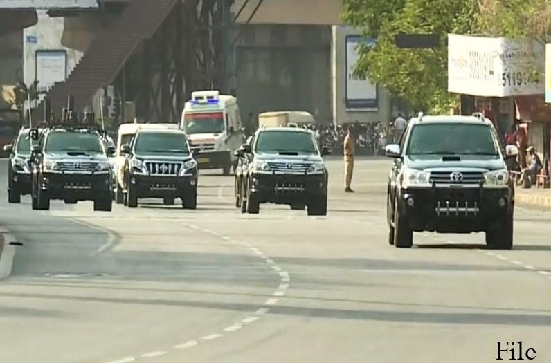 'सीएम के काफिले के लिए देर तक ना रोका जाए यातायात' इस राज्य के मुख्यमंत्री ने दिया निर्देश