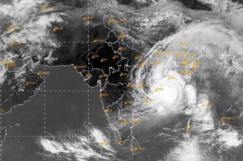 'साइक्लोन गुलाब' का असर, प्रदेश में अगले पांच दिनों तक भारी बारिश के आसार