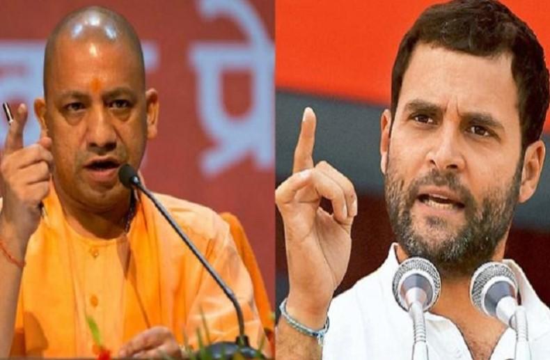 राहुल ने पूछा- नफरत करे, वह योगी कैसे? तो सीएम योगी बोले- बुलडोजर चलाना नफरत है, तो यह जारी रहेगा
