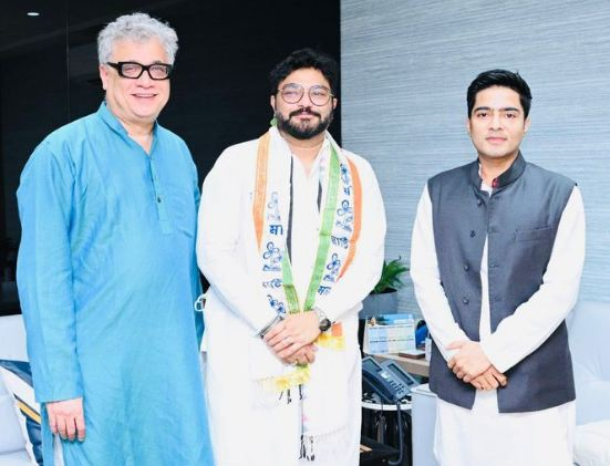 पूर्व सांसद बाबुल सुप्रियो TMC में शामिल, टीएमसी नेता ने कहा अभी BJP के कई नेता संपर्क में