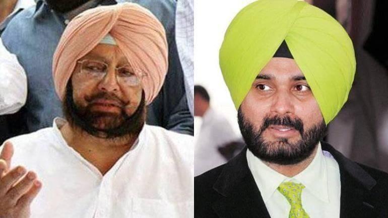 पंजाब में कांग्रेस दो फाड़! पूर्व सीएम अमरिंदर सिंह का बड़ा ऐलान, सिद्धू के खिलाफ चुनाव में उतारेंगे अपना उम्मीदवार
