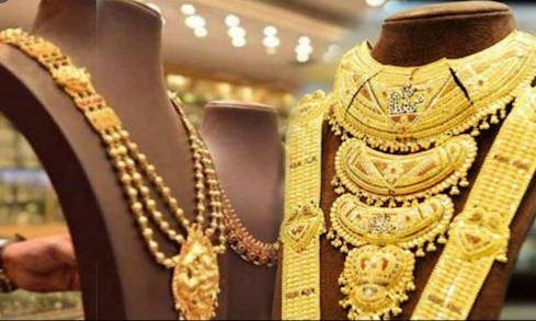 Gold price today: रिकॉर्ड हाई से 9500 रुपये कम हुई सोने की कीमत, गोल्ड खरीदने का गोल्डन चांस …देखें आज का भाव