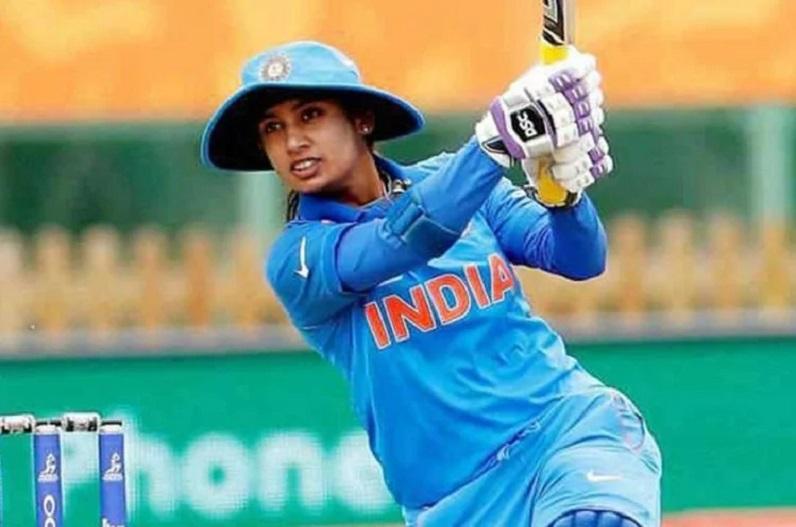 IND vs AUS : आस्ट्रेलिया के खिलाफ मिताली राज का एक और कमाल, ठोका शानदार अर्धशतक