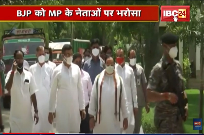 MP से होकर जाएगा UP में सत्ता का रास्ता, प्रचार और रोड शो में लगाई जाएगी दिग्गजों की ड्यूटी