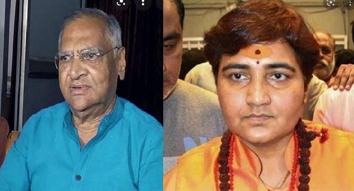 RSS की तुलना तालिबान से करने पर भड़के BJP सांसद, बोले- PM समेत मंत्री और राष्ट्रपति तक स्वयंसेवक रहे