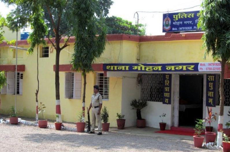 BJYM के मंडल अध्यक्ष और उसके भाई पर चाकू से हमला, BJP ने किया मोहन थाने का घेराव