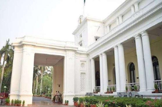 राजभवन में स्थापित होगी भगवान शिव की प्रतिमा, राज्यपाल ने किया भूमि पूजन