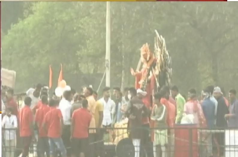 दुर्गा विसर्जन को लेकर पुलिस मुस्तैद, 50 पेट्रोलिंग टीम में 1500 जवान शामिल, आज रात से शुरू होगा विसर्जन