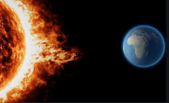 पृथ्वी से टकरा सकता है सौर तूफान, बत्ती हो जाएगी गुल, मोबाइल नहीं करेंगे काम! वैज्ञानिकों ने दी चेतावनी