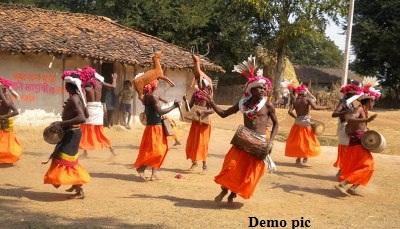 बैगा आदिवासियों को नहीं मिल पा रही मदद