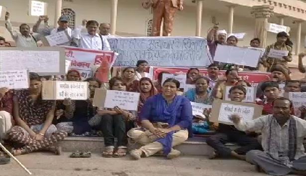रायपुर: सोनी सोरी पर हमले का 'आप' पार्टी ने किया विरोध